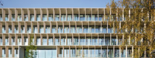 Baumschlager eberle architekten > ETH HIT e-science Lab, Zurich