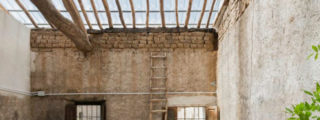 G+F Arquitectos > Barn refurbishment, reconverted into a house