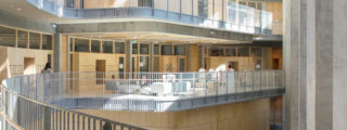 Lundgaard & Tranberg Arkitekter > Kalvebod Faelled School