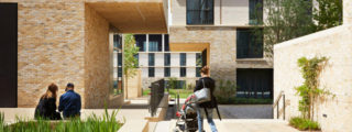 Stanton Williams > Eddington Key Worker Housing