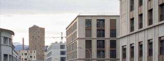 Bakker & Blanc > Les Arsenaux Fribourg