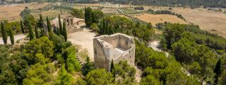 Meritxell Inaraja > Restauración del castillo de La Tossa