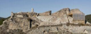 Carles Enrich > Adecuación paisajística del recinto amurallado y la capilla del Castillo de Jorba