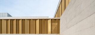 Garmendia Cordero Arquitectos + TCGA Arquitectos  > Instituto Politécnico Salesianos Pamplona