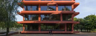 Pezo von Ellrichshausen > INES innovation centre