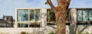 Atelier Kempe Thill > Spijkerkwartier Housing