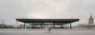 David Chipperfield > Neue Nationalgalerie