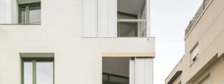 Enric Rojo Arquitectura > Edificio plurifamiliar