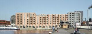 Sergison Bates architects > Harbour Building Antwerp