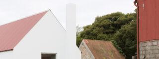 Ryan W. Kennihan architects > Baltrasna House