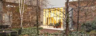 ASBR > a warehouse and a garden